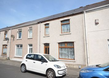 Thumbnail 3 bed terraced house for sale in Gladys Street, Aberavon, Port Talbot