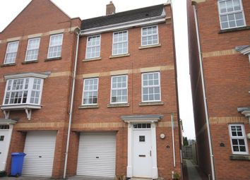 Thumbnail 4 bedroom end terrace house for sale in Rowley Mews, Pocklington, York