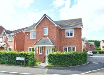 Thumbnail 4 bed detached house for sale in Elton Head Road, St. Helens