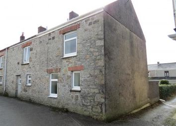 Thumbnail 2 bed end terrace house for sale in Rashleigh Place, St. Austell