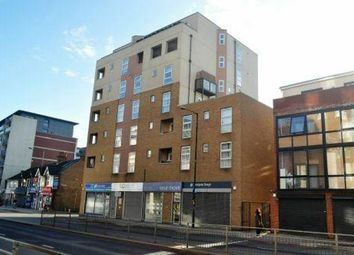 Thumbnail 2 bed flat to rent in Burlington Road, Slough