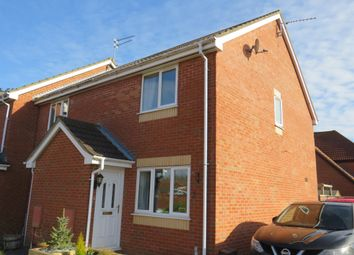 Thumbnail 2 bed end terrace house for sale in Bellview Close, Briston, Melton Constable