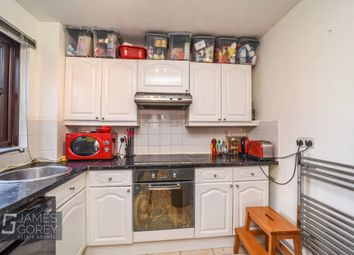 Thumbnail 2 bed flat for sale in Swallow Close, Greenhithe