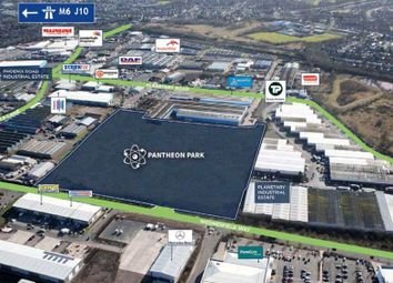 Thumbnail Light industrial for sale in Pantheon Park Wednesfield Way, Wolverhampton