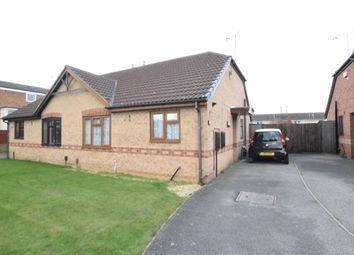 Thumbnail 2 bed semi-detached bungalow for sale in Ashberry Drive, Scunthorpe
