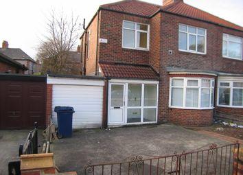 Thumbnail 3 bedroom semi-detached house for sale in Beadling Gardens, Fenham