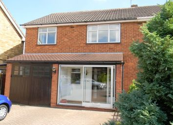 Thumbnail 3 bed semi-detached house to rent in Scotch Orchard, Lichfield