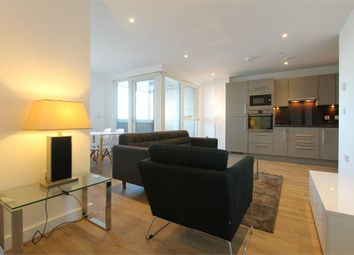Thumbnail 1 bed flat to rent in 17 Bessemer Place, North Greenwich, London