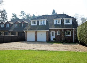 Thumbnail 4 bed detached house for sale in Nine Mile Ride, Finchampstead