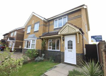 Thumbnail 2 bed semi-detached house for sale in Primrose Close, Haydon Wick, Swindon