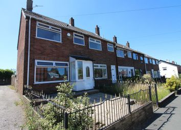 Thumbnail 2 bed end terrace house to rent in Ringley Road West, Radcliffe