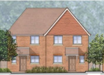 Thumbnail 2 bed semi-detached house for sale in Nightingale Place, Platers Road, Haddenham