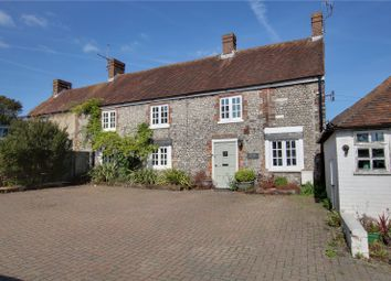 Thumbnail 4 bed semi-detached house for sale in Salvington Road, Worthing, West Sussex
