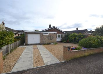 Thumbnail 2 bedroom detached bungalow for sale in Hellesdon, Norwich