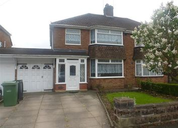 Thumbnail 3 bed semi-detached house to rent in Cedar Avenue, Coseley, Bilston