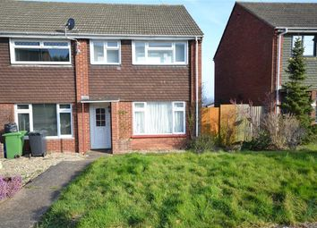 Thumbnail 1 bed end terrace house to rent in Addison Close, Exeter