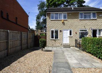 Thumbnail 2 bed semi-detached house to rent in Bridge Close, Scissett, Huddersfield