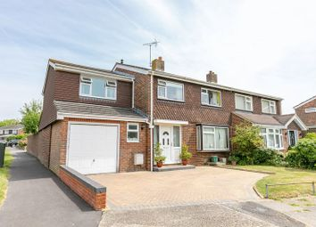 4 bed semi-detached house for sale in Fontwell Road, Furnace Green, Crawley, West Sussex RH10