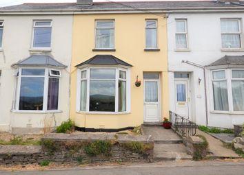 Thumbnail 3 bed terraced house for sale in Launceston Road, Callington, Cornwall