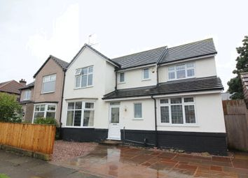 Thumbnail 4 bed semi-detached house for sale in Wembley Road, Mossley Hill, Liverpool