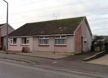 Thumbnail 3 bed semi-detached bungalow for sale in Barnton Road, Dumfries