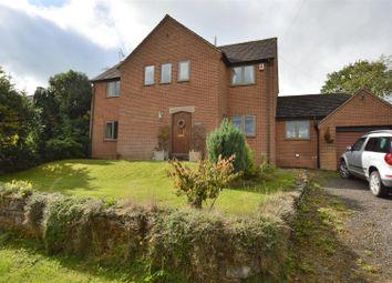 Thumbnail 4 bed detached house for sale in Cliffash Lane, Idridgehay, Belper