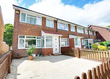 Thumbnail 3 bed end terrace house for sale in Cleave Avenue, Hayes