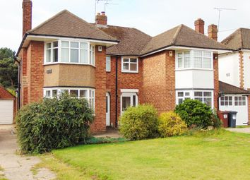 Thumbnail 3 bed semi-detached house for sale in Elmdon Lane, Marston Greeen