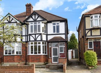 Thumbnail 3 bed semi-detached house for sale in Waverley Avenue, Sutton