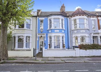Thumbnail 4 bed terraced house for sale in Lynton Road, Queens Park, London