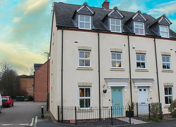 Thumbnail 3 bed town house for sale in Beanfield Avenue, Coventry
