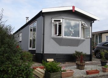 Thumbnail 1 bed mobile/park home for sale in Roughtor View, Delabole
