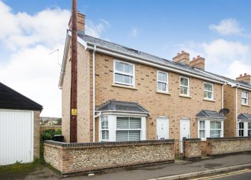 Thumbnail End terrace house to rent in Paddock Street, Soham, Ely
