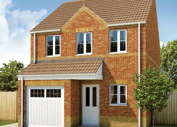 "Thumbnail 3 bed detached house for sale in ""The Barkston"" at Doncaster Road, Goldthorpe, Rotherham"