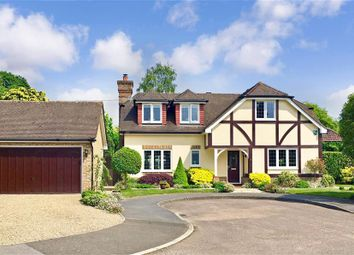 Thumbnail 4 bed detached house for sale in Thorneycroft Close, Kingswood, Maidstone, Kent