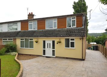 Thumbnail 3 bed semi-detached house for sale in Proffits Lane, Helsby, Frodsham
