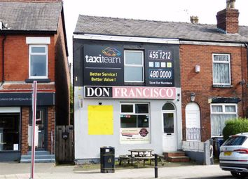 Thumbnail Commercial property for sale in Buxton Road, Great Moor, Stockport