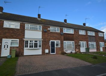 Thumbnail 3 bedroom terraced house to rent in Somerset Close, Bletchley, Milton Keynes