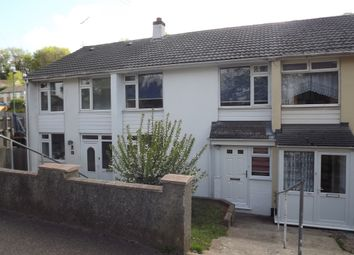 Thumbnail 3 bed terraced house for sale in Queensway, Chelston, Torquay