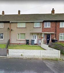 Thumbnail 3 bed terraced house for sale in Medlock Avenue, Fleetwood