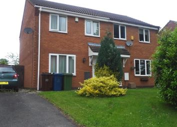 Thumbnail 3 bed semi-detached house to rent in Castle Acre, Stafford