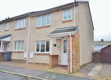 Thumbnail 3 bed end terrace house for sale in Martin Way, Lindow Street, Frizington