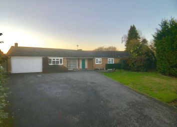Thumbnail 3 bed bungalow for sale in Coronation Road, Littlewick Green, Maidenhead