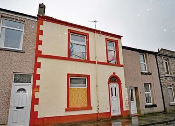 Thumbnail 4 bed terraced house for sale in Nelson Street, Millom, Cumbria