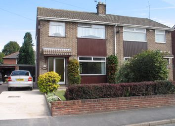 Thumbnail 3 bed semi-detached house to rent in Sunnyside, Edenthorpe, Doncaster, South Yorkshire