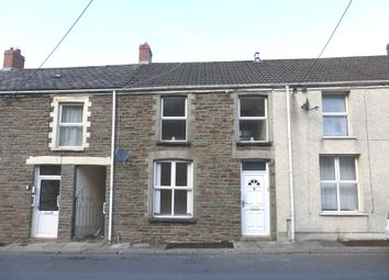 Thumbnail 3 bed terraced house for sale in High Street, Abergwynfi, Port Talbot