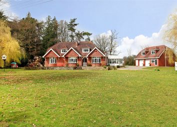 Thumbnail 5 bed detached house for sale in Durley, Durley, Hampshire