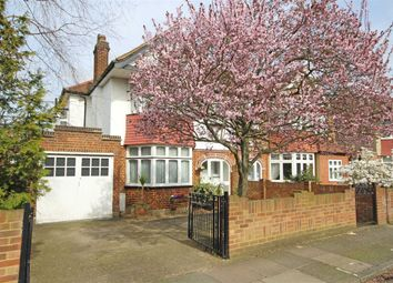 Thumbnail 3 bed semi-detached house for sale in Bryanston Avenue, Whitton, Twickenham