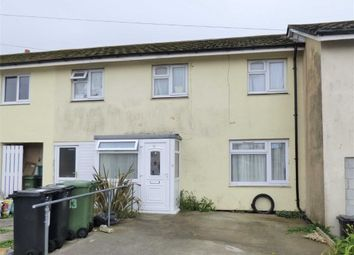 Thumbnail 3 bed terraced house for sale in Woolcombe Road, Portland, Dorset