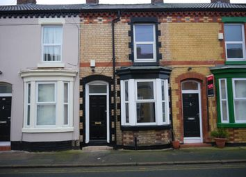 Thumbnail 1 bedroom terraced house to rent in Balfour Street, Liverpool